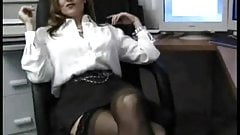 fucking her co-worker