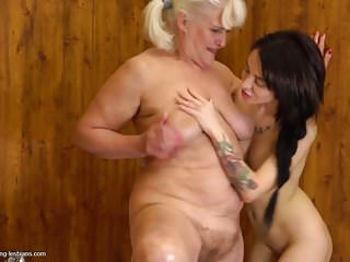 Fuck sweet young Old lesbians fuck sweet young lesbians