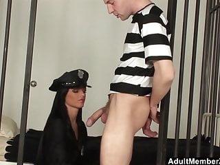 Gay prison bitches Bitch prison warden sucks inmates dick