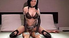 Hot Pussy Gets Hammered Mass Effect HMV PMV SFM