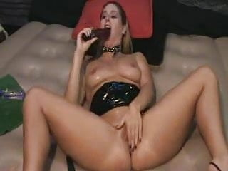 Wild wife fucking massibe cock Wild wife dildoing her hot swuirting pussy