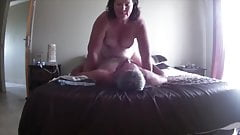 amateur old couple enjoys sex hidden cam