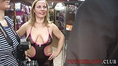 sex shop amateur casting