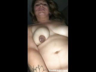 Housekeeper found my dildo I found my latina fat chubby ex gf at the store, we fucked