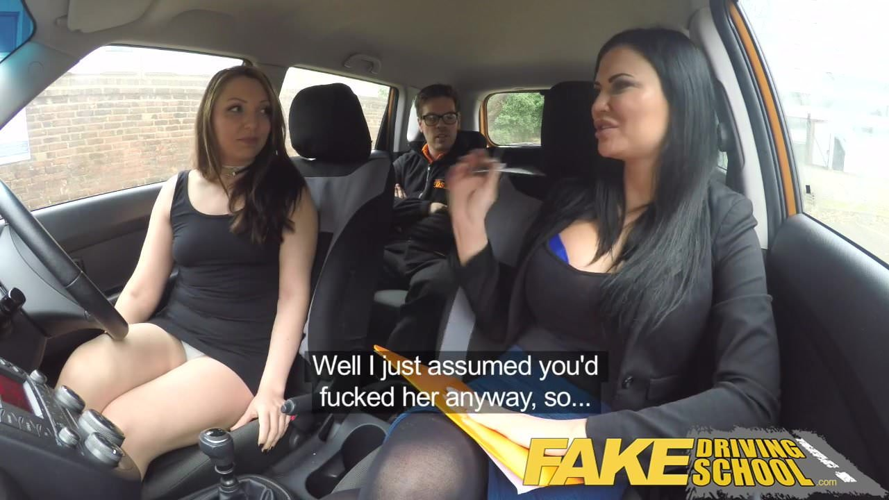 Fake Driving School Squirt