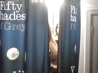 Ru fetish - Spycams caught rus voyeur fitting changing room