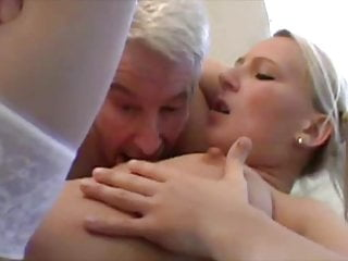 Hot naked men over thirty Two old men pissing and cumming over a girl