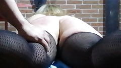 Miss A spanked