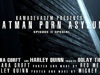 Batman porn parody on megaupload Harley quinn batman porn asylum - episode 2