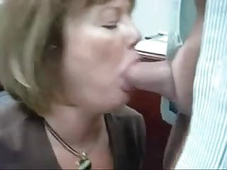 Taoist sexual practice - Wife practice at the office makes perfect