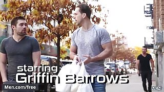 Men.com - Griffin Barrows and Jimmy Durano and Roman Todd -