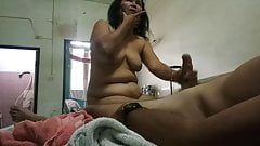 Thai granny blowjob cim