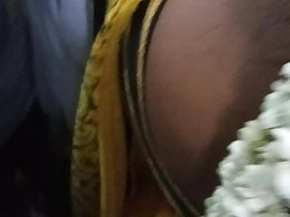 Hot big tit on bus Tamil hot young married girl enjoyed grouping in bus