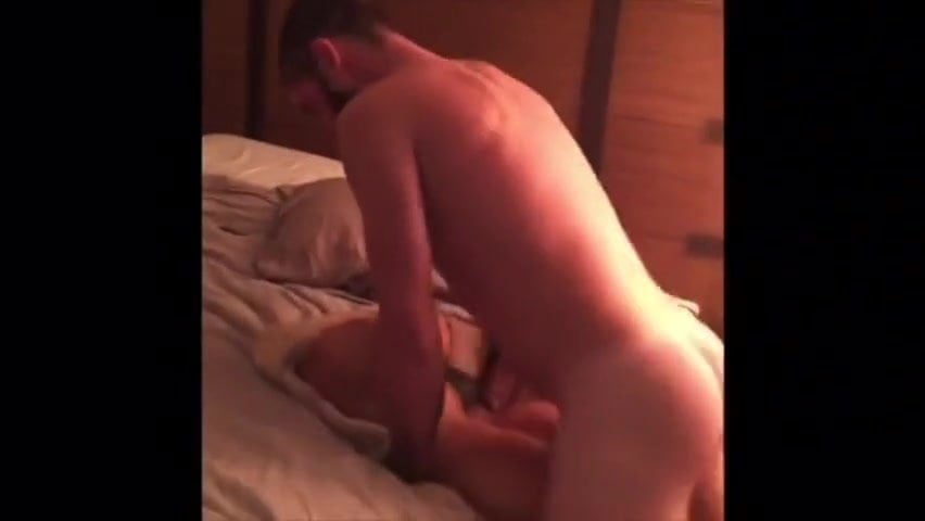 Guy Cums All Over Girlfriend