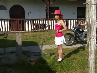 Naked biker in public sucking cock - Stephanie sierra sexy senorita and biker