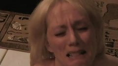 Secret Blowjob From Amateur Granny Slut