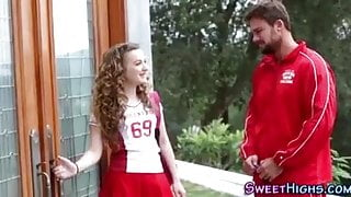 Teammates fucking his teams girl