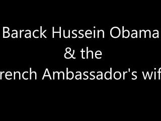 Dick morris predicts socialism from obama Barack obama the french ambassadors wife
