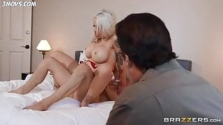 Big titted Portia Paris gets fucked in reverse cowgirl posit