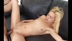 Slow thrusts, slow drain, first creampie