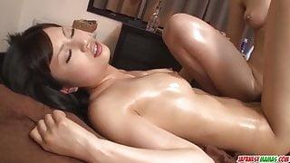 Aoi Miyama loves pussy so she gets  - More at Japanesemamas.