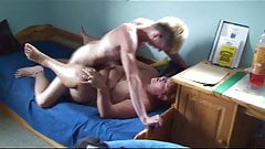 Fucking a young cock
