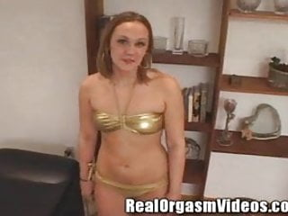 Breast neighbor perky Perky breasted brunette orgasms on the sybian