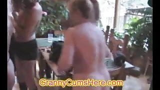 Swingers Party with some WILD MILFS!