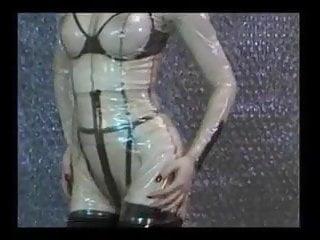 Dita von teese naked Biana dita im plastik