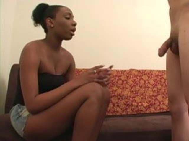 Chubby Black Girl Big Tits