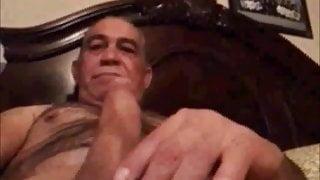 cuban latin pastor obed ramos show his big cock
