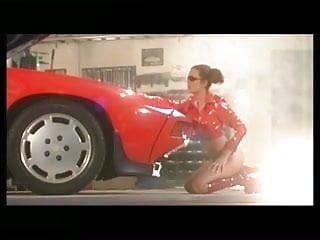 Nielsen gay - Aya nielsen in red leather
