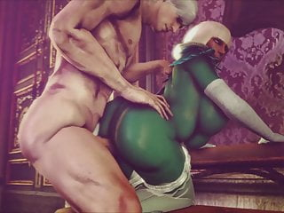 Hentai devil - Devil may cry 3d hentai dante fucking girl in sexy costume