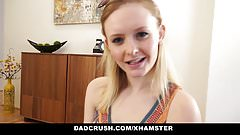 DadCrush - Fathers Day Surprise From Cute Step Daughter