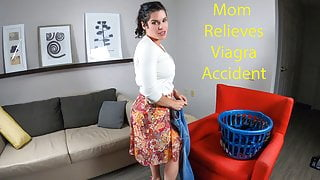 StepMom Relieves Viagra Accident
