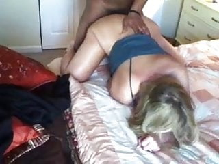 Huge black dicks in asian - Wife grunting from a huge black dick