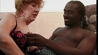 DirtyDevil Vol.7 Old Redhead Granny Love's BBC