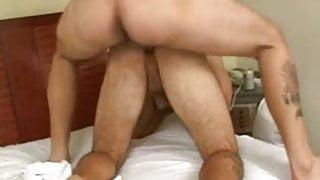 Fucking Hard Latino Gay Asshole
