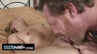 Teen Sex Doll Fucking with Big Cumshot
