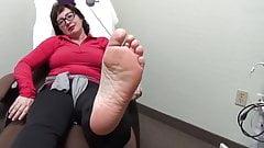 meaty full milf soles