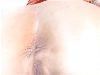 Huge asshole gallery Horny crazy slut shows winks fingers big huge asshole 2