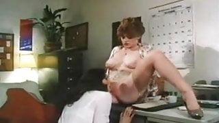 Vintage Office Lesbians