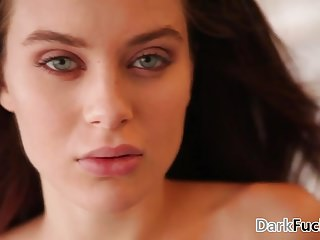 Busty lana Balls deep anal with mandingo and lana rhoades
