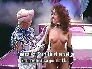 Miss hairy universe Miss passion 1985