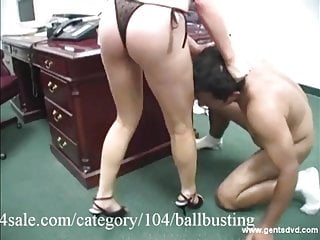 Ball busting porn The best ball busting is at clips4sale.com