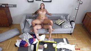 Olivia Nice fucked doggy style