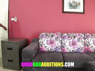 Audition blow gay job Thai girl auditions for job