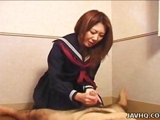 Kinky handjob ghetto xvideo - Sexy nanako hatsushima kinky handjob