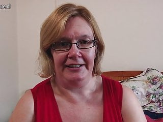Granny big boobs porn Amateur mother with big boobs