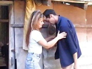 Homemade farm wifes fucking Farm guy fucks a milf in her ass